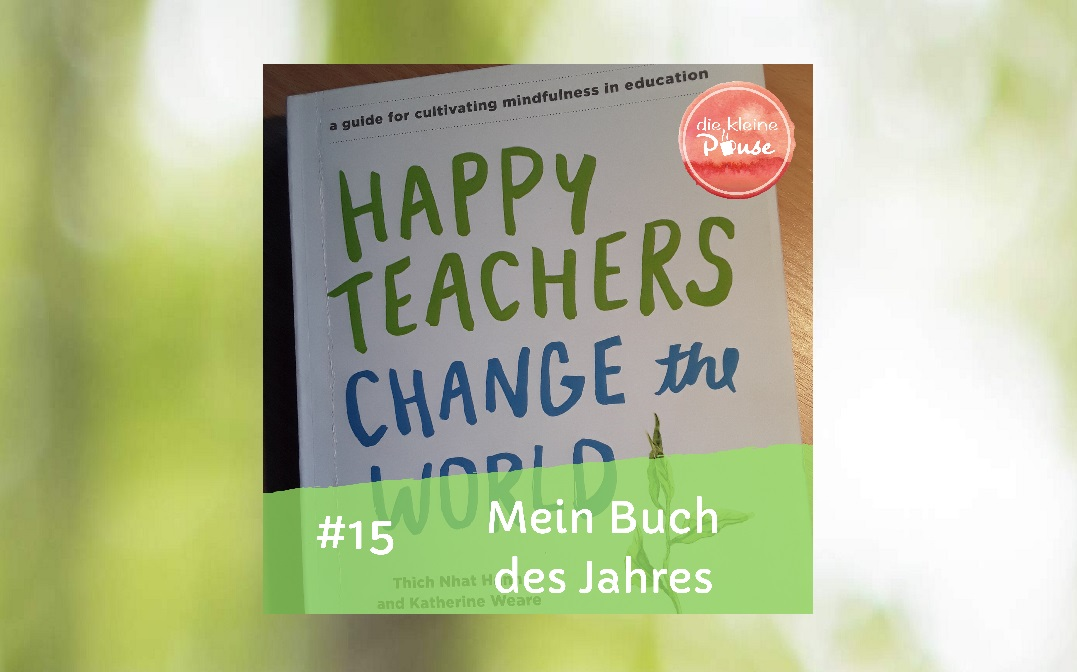 Buchtipp: Happy teacher change the world