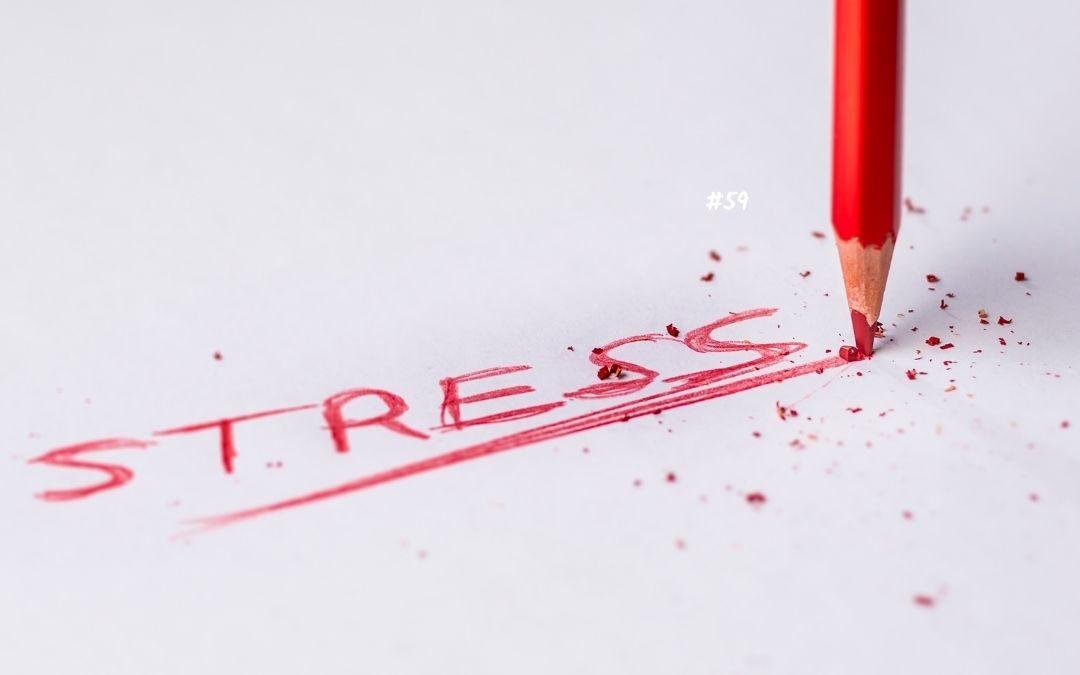 # 59 Kennst du dein Stress-Rezept?